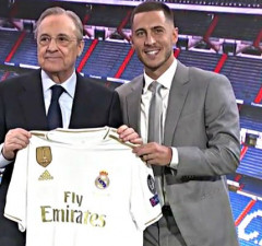 Real Madrid: Azar novi igrač
