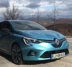 Renault Clio EDITION ONE Blue dCI 115