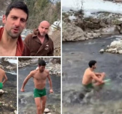 """NoleChallenge: Outdoor Ice Bath"""