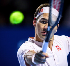 Federer: Nije sklon incidentima
